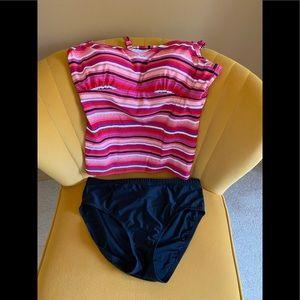 Tankini bathing suit
